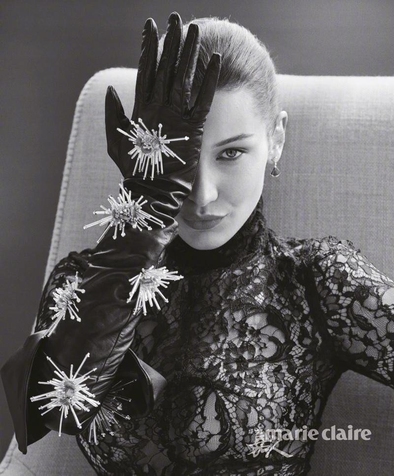 Бланка Падилья в сингапурском Harper's Bazaar