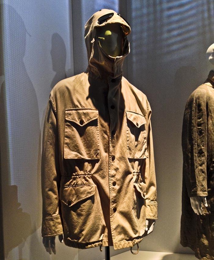 """Goggle Jacket 1988""""C.P.Company"""" одна из первых версий куртки"""