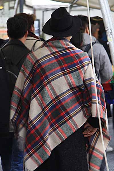 модные мужские шарфы-7
