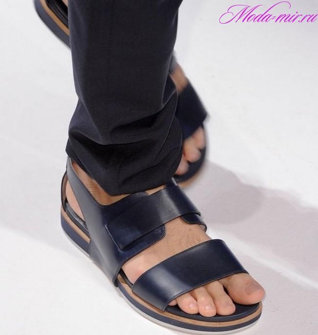 Foto muzhskaya obuv sandali 2018(5