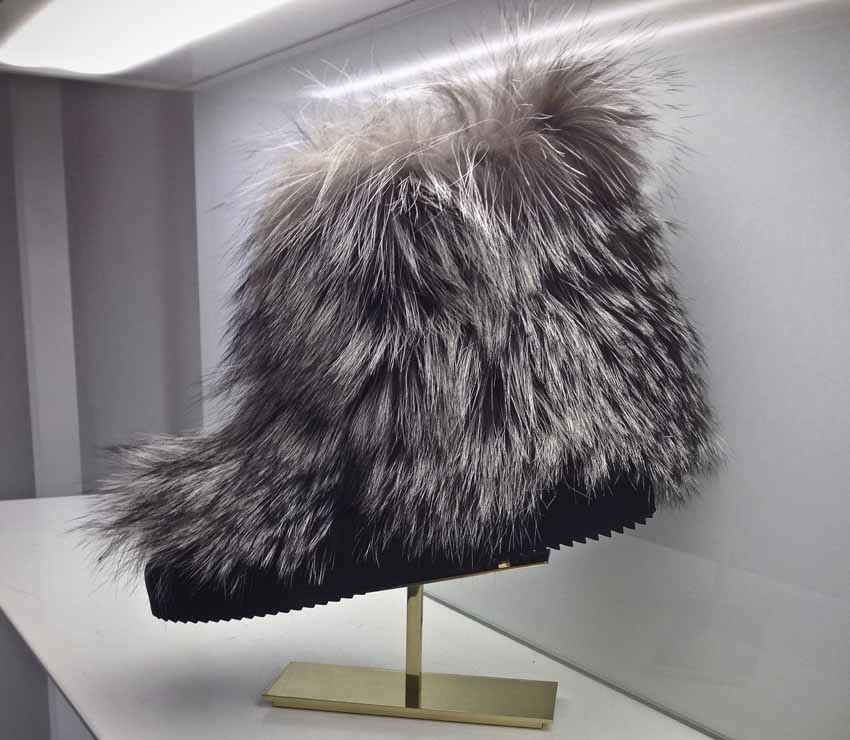 Giuseppe Zanotti Design осень-зима 2016-17