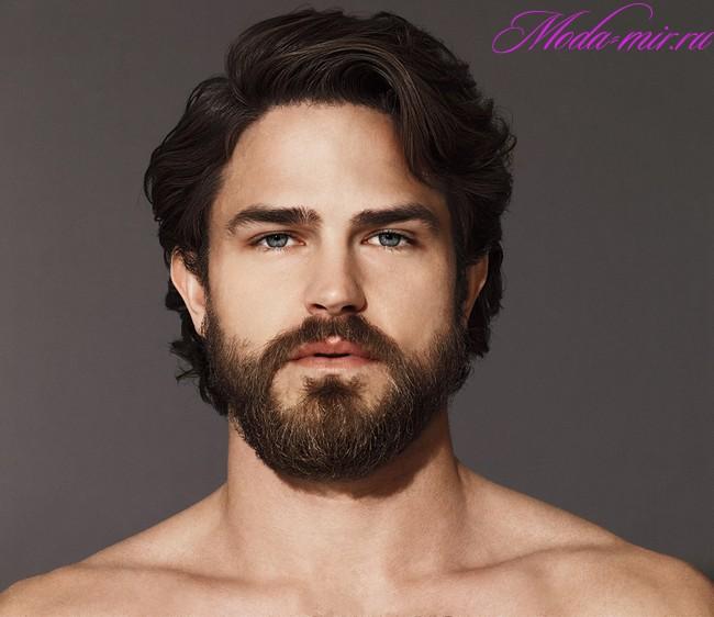 Модные мужские бороды 2018