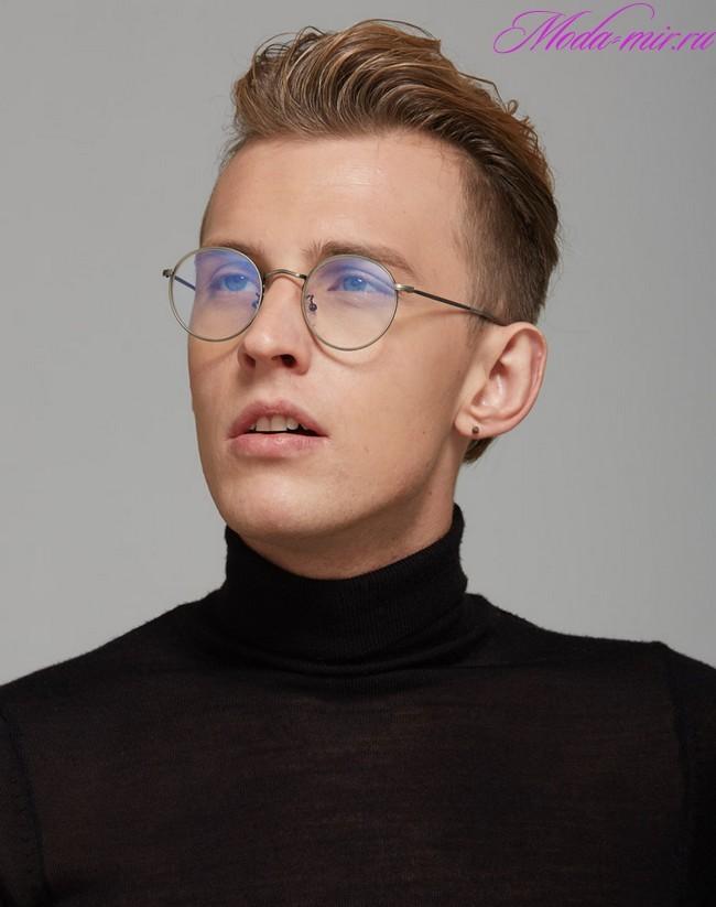 Модные мужские оправы 2018
