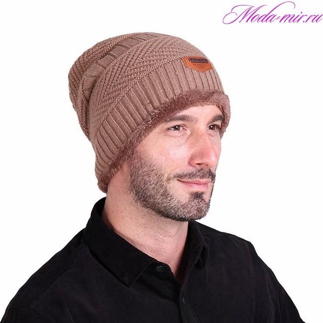 Модные мужские шапки осень зима 2018 2019 модные тренды